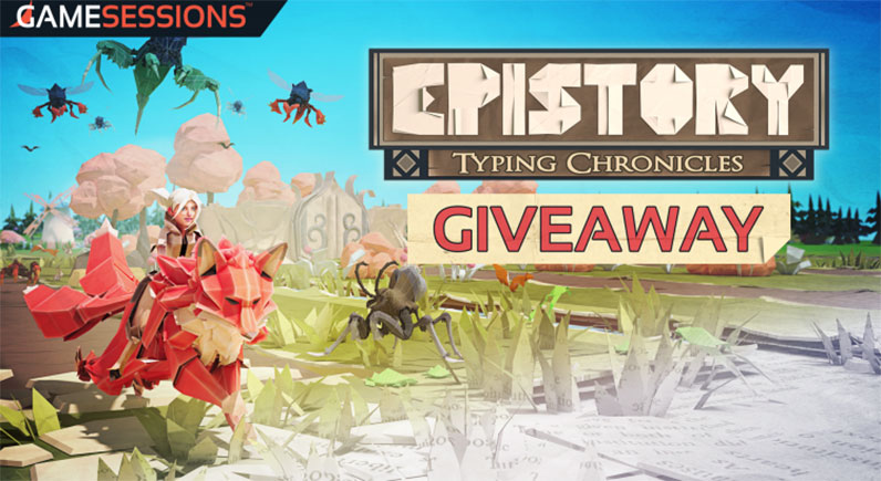 Get Epistory Typing Chronicle Giveaway | Aprentis